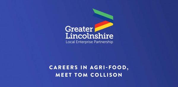 Careers in Agri-Food – Meet Tom Collison