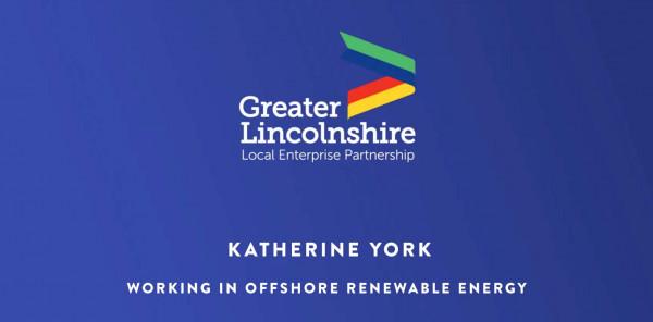 Katherine York - Working in Offshore Renewable Energy