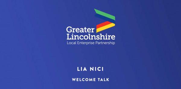 Welcome Talk - Lia Nici