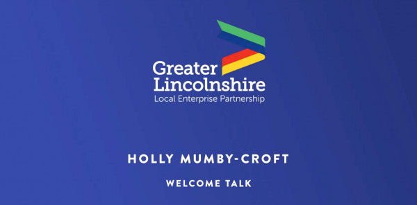 Welcome Talk - Holly Mumby-Croft