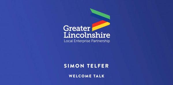 Welcome Talk - Simon Telfer