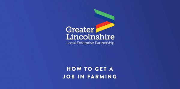 How to get a Job in Farming