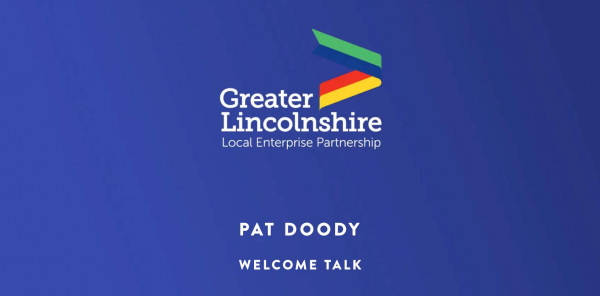 Welcome Talk - Pat Doody