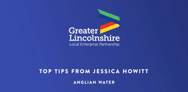 Top Tips from Jessica Howitt