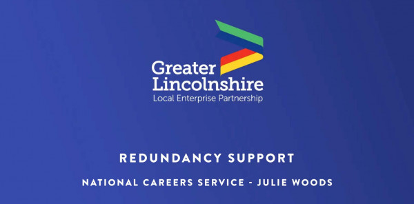 Redundancy Support from Julie Woods
